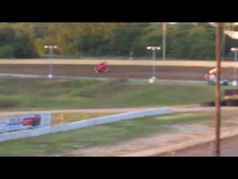 Dustin Daggett Hartford Motor Speedway 8-16-13
