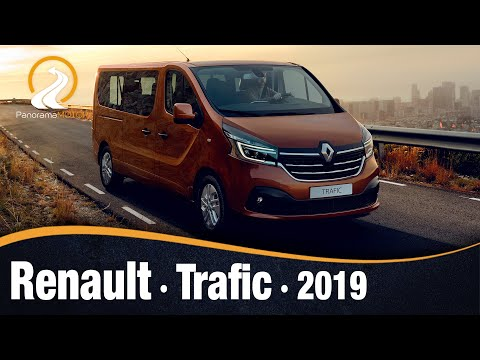 Renault Trafic 2019 | Información y Review