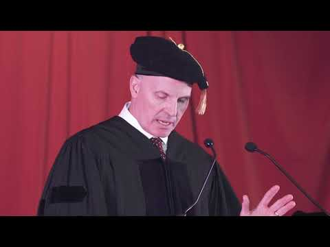 One of the Best Commencement Speeches EVER!