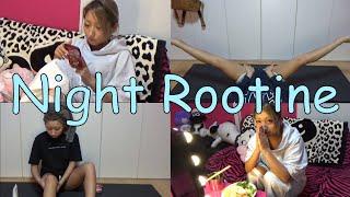 【ナイトルーティーン】イマドキJKの超リアルな夜の過ごし方。/Night Rootine