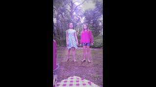 "Our Wierd Dance To ""My Side"" By LaurDIY and Alex Wassabi"