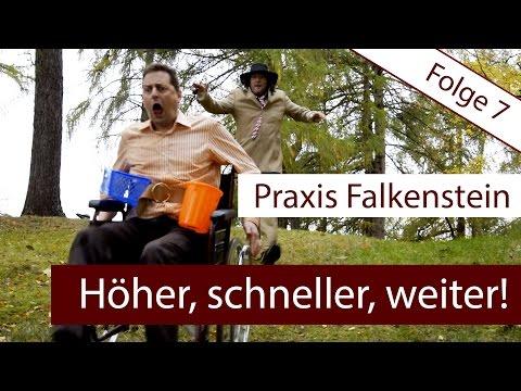 Praxis Falkenstein - Folge 7: Höher, schneller, weiter!