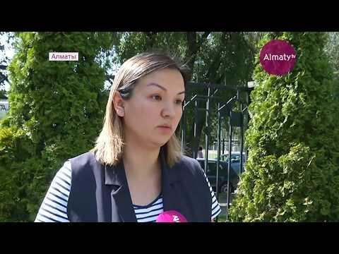 В Талгаре произошло ограбление банка (22.08.17)