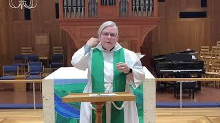 Sermon, Fourth Sunday After Epiphany, January 31, 2021