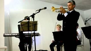 Esse cara sou eu no trompete