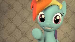 Rainbow Dash is not Impressed [SFM Ponies]