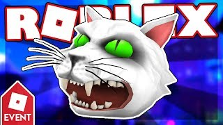 [EVENT] HOW TO GET THE POSSESSED CAT HEAD IN ROBLOXIAN HIGHSCHOOL | Roblox
