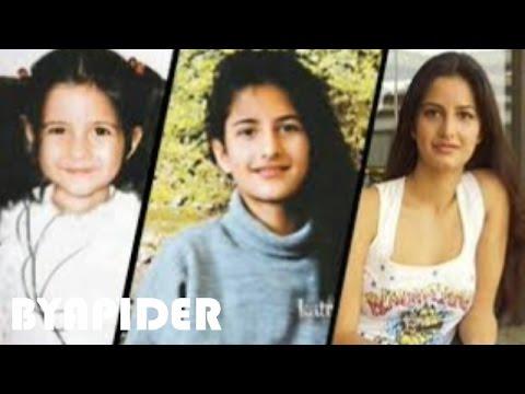 Katrina kaif Childhood Photos || Rare & Unseen pictures ...