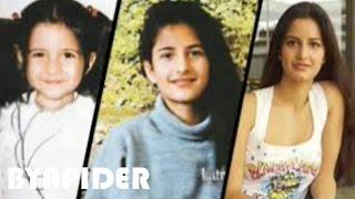 Katrina kaif Childhood Photos    Rare & Unseen pictures!!!