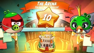 ANGRY BIRDS 2 THE ARENA FULL STREAT 7 LEVELS Gameplay Walkthrough Part 94
