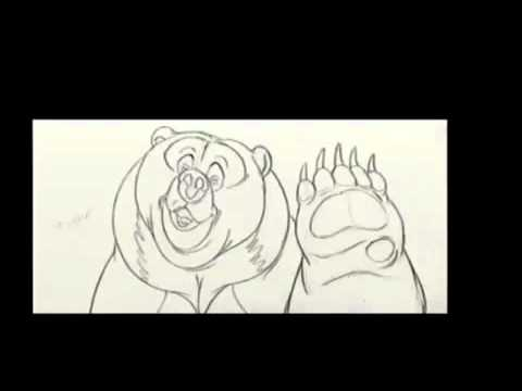 Brother Bear- Tug (Voice by Michael Clarke Duncan)