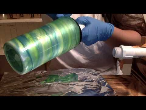 Tumbler #1 - How to Use Mica Powders With Epoxy