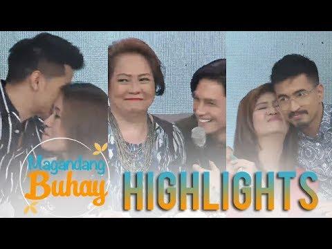 Magandang Buhay: Joseph, Vin, and RK's...
