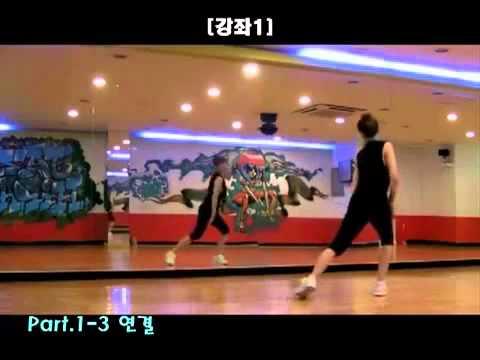 Dạy nhảy - Gangnam Style - PSY  all