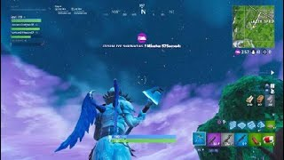 Fortnite Happy new year - 2019 Celebration In-game event