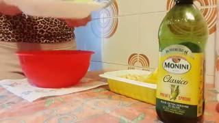 Салатик диетический с рукколой*