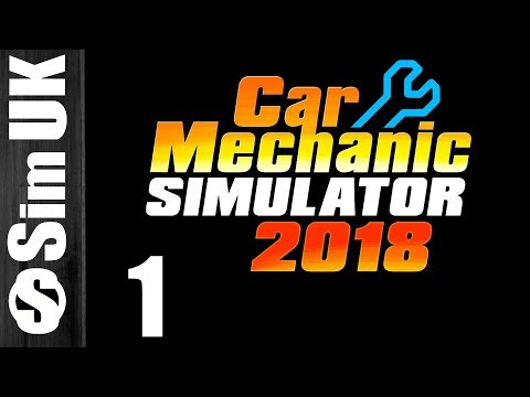Introduction Tutorial & First Job   Day 1   Car Mechanic Simulator 2018 Gameplay Review First Look