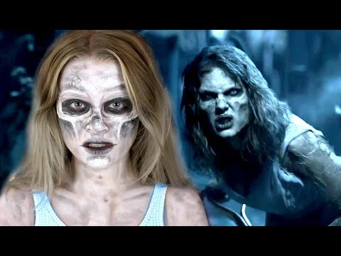 ZOMBIE TAYLOR SWIFT DRUGSTORE TUTORIAL - LOOK WHAT YOU MADE ME DO | sophdoesnails