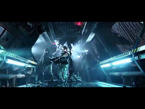 Trailer do filme Aliens - O Resgate