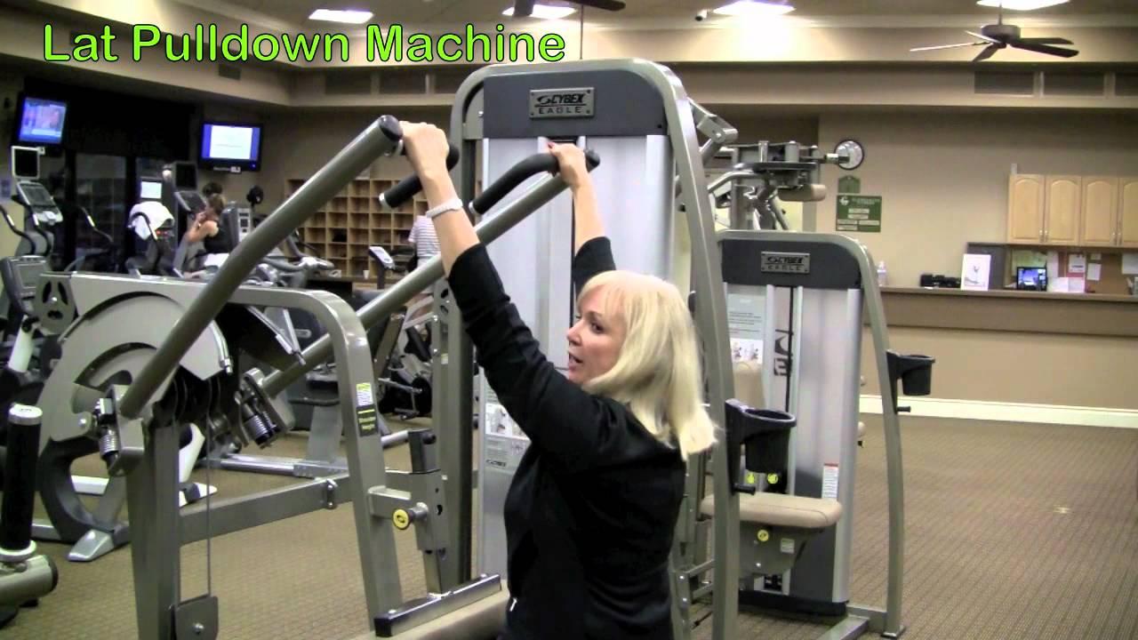 fitness equipment demonstration youtube