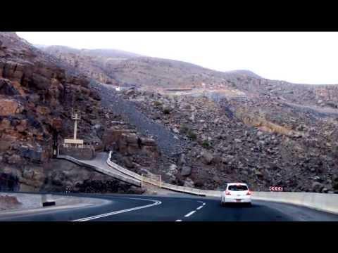 Ras al khaimah tourist place jabal al jais HILL