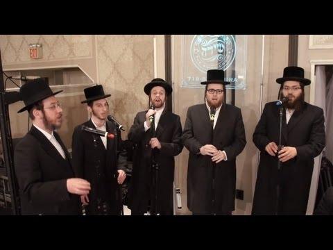 Inspiring Ger March By Shira Choir An Aaron Teitelbaum Production