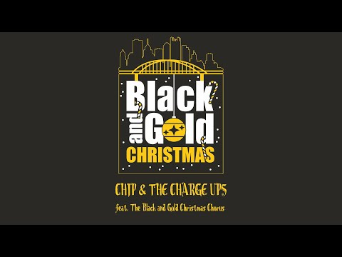 Sheri Van Dyke - Homegrown Holiday Music From Chip & The ChargeUps - Black & Gold Christmas!