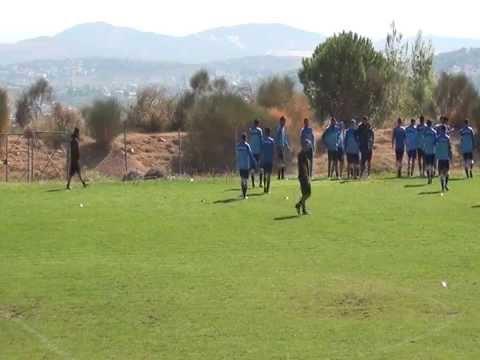 Warm up & Power sprint training I....