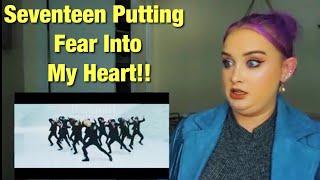 SEVENTEEN(세븐틴) - 독 : FEAR MV REACTION l GET KOOKED