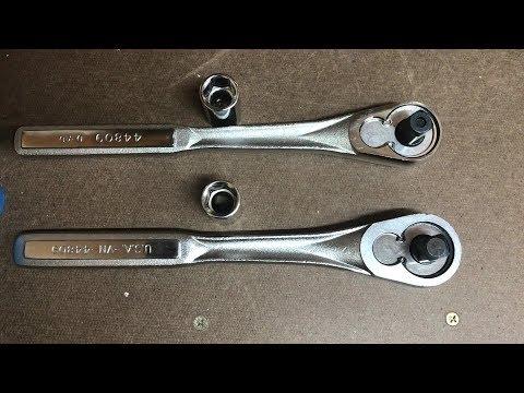 Shop Tool Talk! USA Craftsman Vs Chinese Craftsman (part 1)