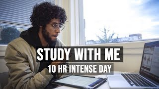 STUDY WITH ME | Medical Student Edition | Uni life