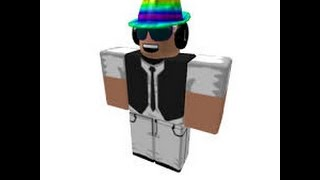 How to leave your cute character in the ROBLOX.