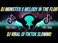 DJ I SEE YOU MONSTERS x MELODY IN THE FLOR REMIX VIRAL TIKTOK FULL BASS TERBARU 2021