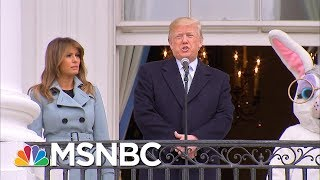 President Donald Trump Goes After Amazon, And Markets React | Morning Joe | MSNBC