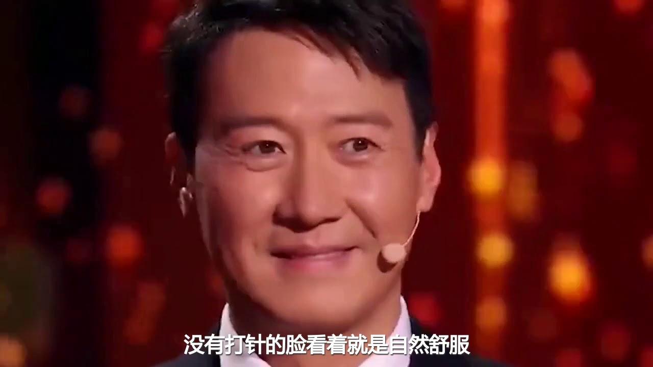 52岁的黎明遇见53岁的郭富城,网友:自然老去的脸看着就舒服