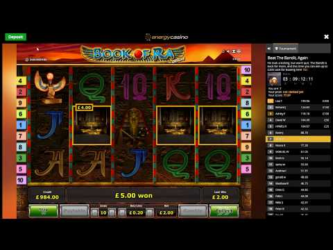 Online Slot Bonus Compilation - Chicago, Book of Ra Deluxe Plus Energy Cash Draw
