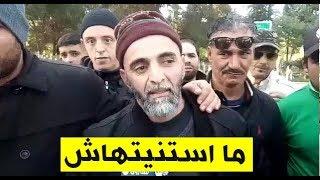 والد الفقيد البطل الجزائري عبد الباسط :شعب عظيم حضر جنازة إبني.. لم أتوقع ذلك