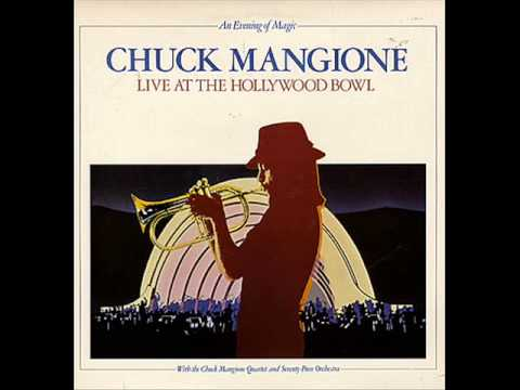 """Chuck Mangione And Orchestra -""""Chase The Clouds Away"""""""