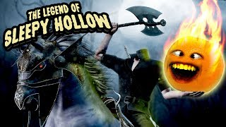 Annoying Orange - Storytime #11: The Legend of Sleepy Hollow! #Shocktober