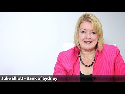 Insight: Julie Elliott - Bank of Sydney