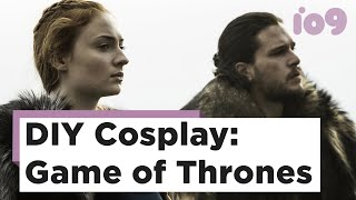 Game | DIY Cosplay How to Make a Game of Thrones Cloak | DIY Cosplay How to Make a Game of Thrones Cloak