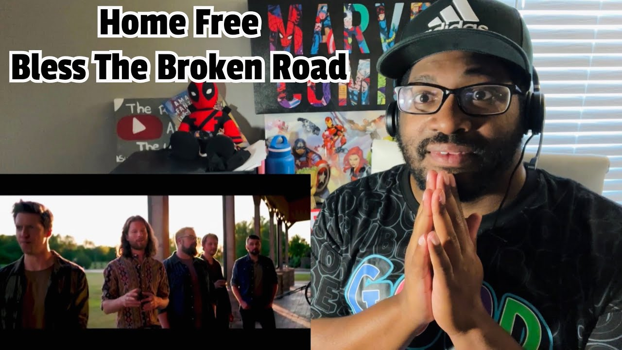 Home Free - Bless The Broken Road   REACTION!!!