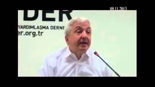 Prof.Dr. Mehmet OKUYAN Fatır Suresi 11