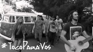 Enganchado Toco Para vos -2015- [Tiago DJ]