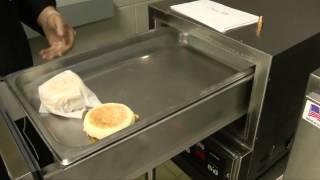 cvap recipe video holding drawer breakfast sandwiches