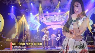 Download lagu Meymey Azuka ~ Keroso Tah Riko | Official Video