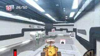 Wall-E PC game Demo