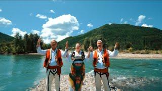 Vellezerit Lleshi ft Dava Gjergji - Nane Shqipni (Official Video HD)