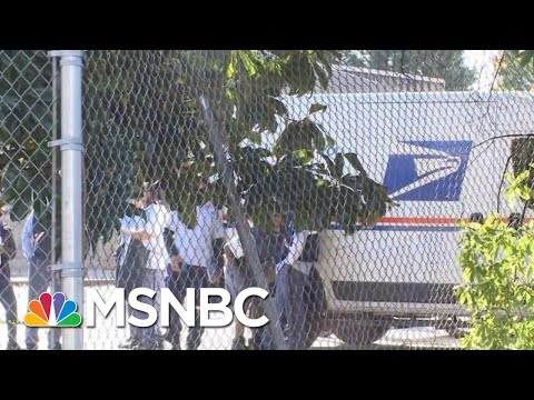 Atlanta Post Office Intercepts Suspicious Package Addressed To CNN | MSNBC