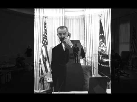 LBJ and Hubert Humphrey, 8/29/68, 10.41A.